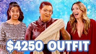 $23 Vs. $4250 Holiday Party Outfit