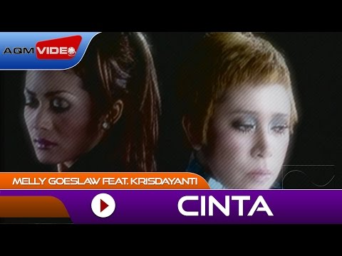 Melly duet with Krisdayanti - Cinta | Official Video