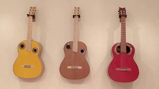 Presenting AG`s Second-Generation Simplicio 1929-II Wittner Pegs /Best Andalusian Flamenco Guitars