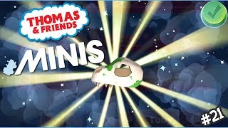 Thomas and Friends Minis #21 T-REX SKULL! ★ iOS / Android app (By Budge)