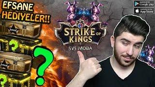 HERKESE HEDİYE!! ve Strike Of Kings Savaşları!! (5v5)