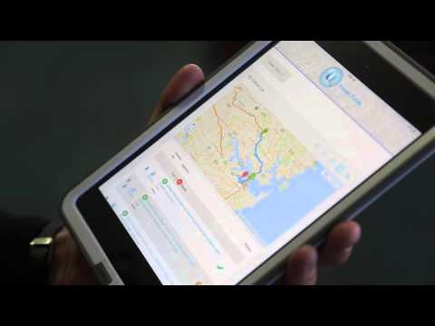 Upstreams Sign on Glass Solution for Mobile Proof of Delivery