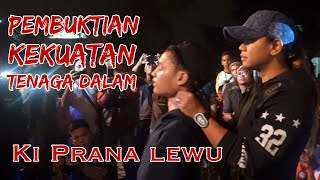 Festival Budaya Supranatural Nusantara 2017   Ki Prana Lewu part 2
