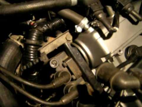 Mitsubishi Galant 2,0 V6 Ignition - YouTube