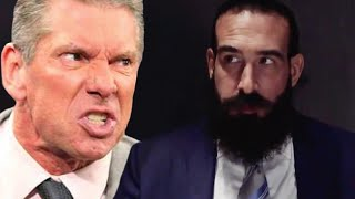 WWE Upset With AEW's Brodie Lee As Vince McMahon Parody