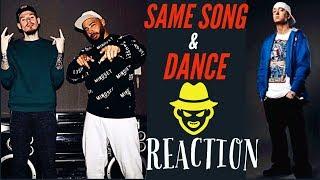 Eminem - Same Song & Dance Reaction
