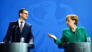 Польша требует от Германии компенсировать разрушения времён войны