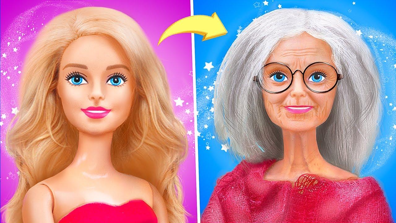12 Astuces Et Bricolages Ingénieux Pour Barbie