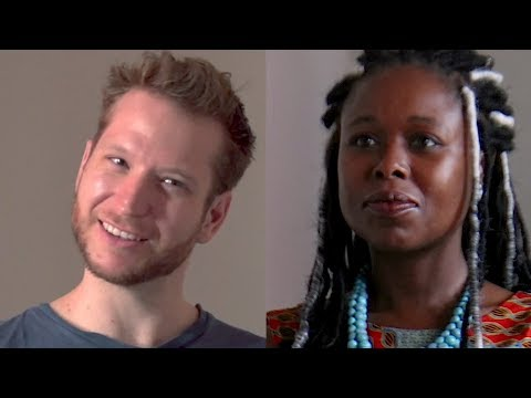 I'm Judged For Dating A White Man | {THE AND} Lungi & William