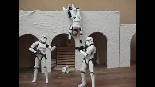 Star Wars: Uprising-Stop Motion