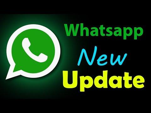 Whatsapp new Update