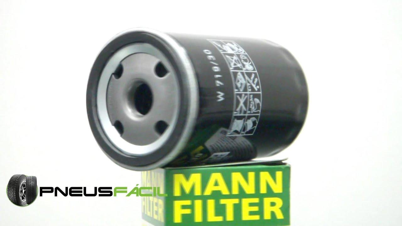 Mann Filter W 719//15 Filtro de Aceite