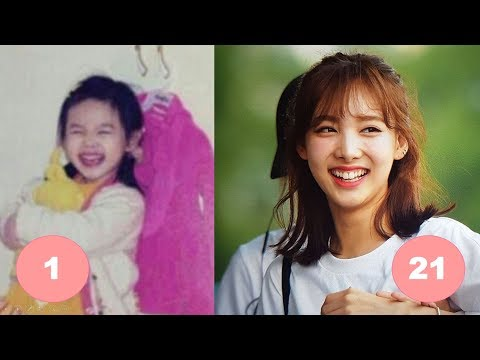 Nayeon TWICE Childhood | From 1 To 21 Years Old