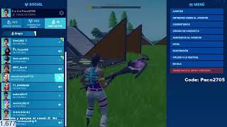 * * FORTNITE * * RECLUDING US TO * * COMPETITIVE TEAM * *!! (PEOPLE WOULD BE)!! **