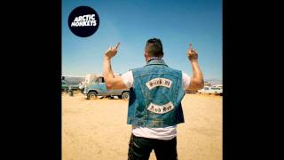 Arctic Monkeys - Evil Twin (full song W/Lyrics) HD