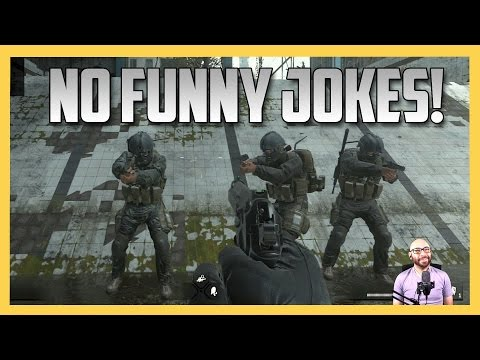 No Funny Jokes! #2 Anti-Joke Competition on BLOC MWR (An LOL Idol Episode)