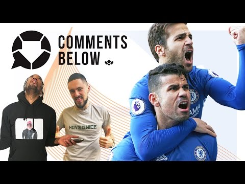 Costa and Fabregas Fire Chelsea Top Of The Premier League! | Comments Below