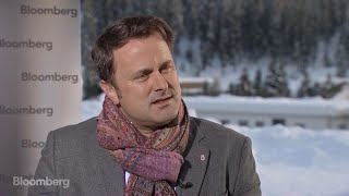 Luxembourg's Bettel Regrets U.K.'s Decision to Leave EU