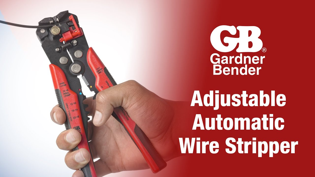 Take the guesswork out of stripping wire.