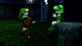 The Legend of Zelda: Ocarina of Time 3D - 100% Walkthrough - Parte 04 di 36