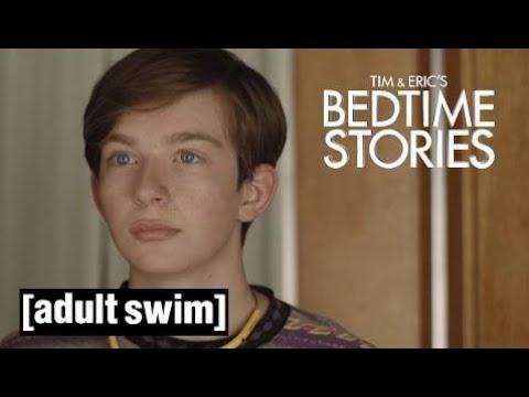 Plumbing Issues | Tim & Eric's Bedtime Stories | Adult Swim