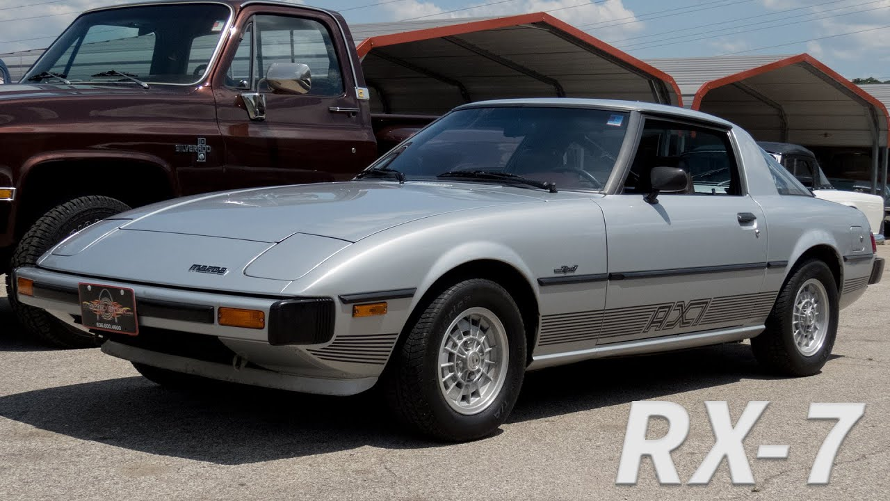 1979 mazda rx 7 gs 5 speed sa fb full tour start up and test drive youtube. Black Bedroom Furniture Sets. Home Design Ideas