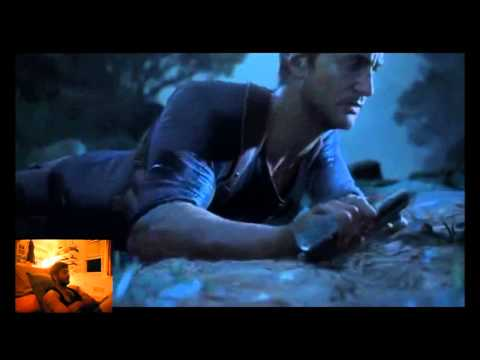 Uncharted 4 Reveal Reaction