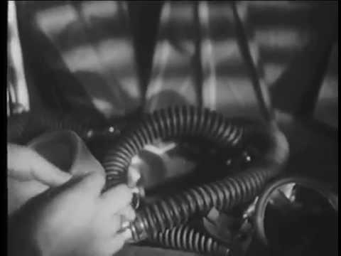 The Phantom from 10,000 Leagues (1955) HORROR