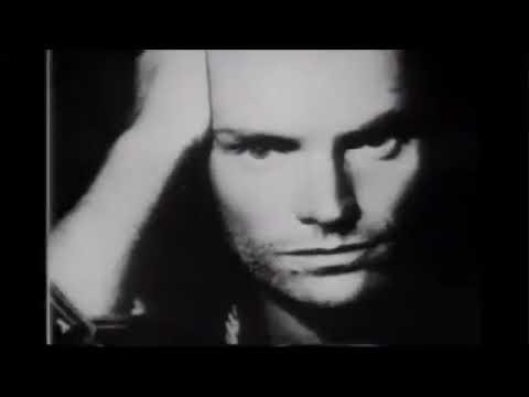 Sting Nothing Like The Sun Music Album Ad (1988) (windowboxed)