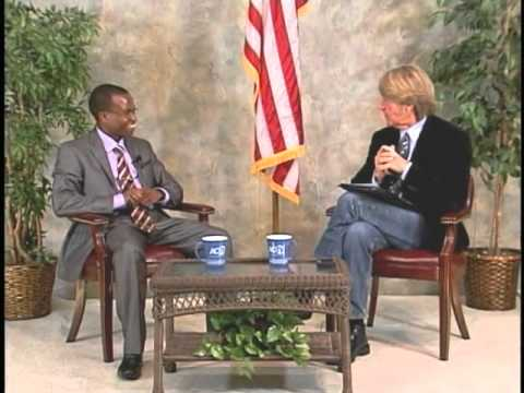 ACFE President & CEO, Stanley Ndambakuwa interviewed by ACTV Mark Macomber