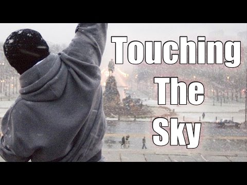 Best Motivational Poetry ||Touching The Sky||