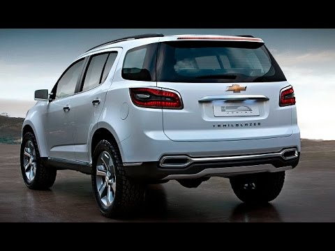 2016 Chevy Trailblazer >> 2016 Chevrolet Trailblazer 2 8 Luxcarforview Youtube