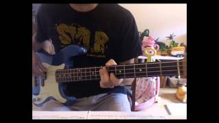 Bass Playalong - Broke Down Piece of Man - Sam & Dave