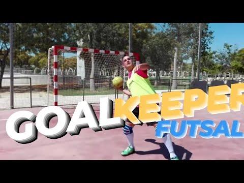 Como ser mejor portero de Futsal