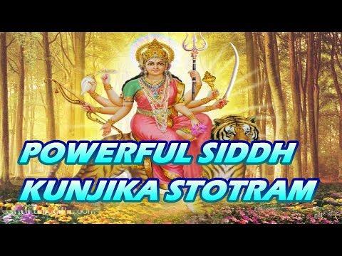 Siddha Kunjika Stotram