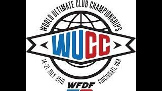 WUCC 2018 - BOOM (KOR) v. Kisumu Frisbee Club (KEN)