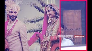 Sonam Kapoor's Wedding Venue Robbed: Lakhs Stolen From Maasi's Bungalow; FIR Registered | SpotboyE