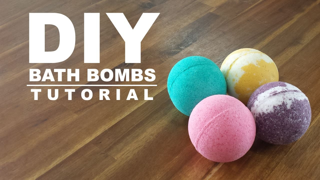 DIY Bath Bomb Doovi