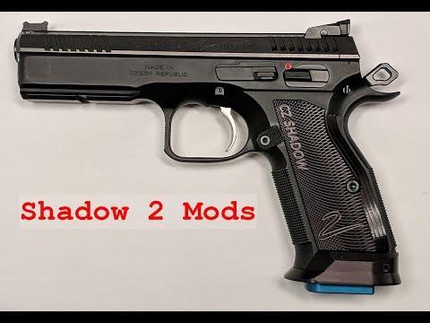 CZ Shadow 2 Mods