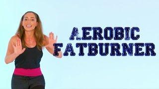 Aerobic Fatburner - Das komplette Training mit Andrea