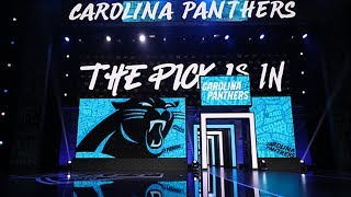 Carolina Panther NFL 2018 Draft Recap