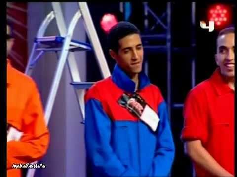 Toufa rythm - Arab's got talent (Moroccan group)