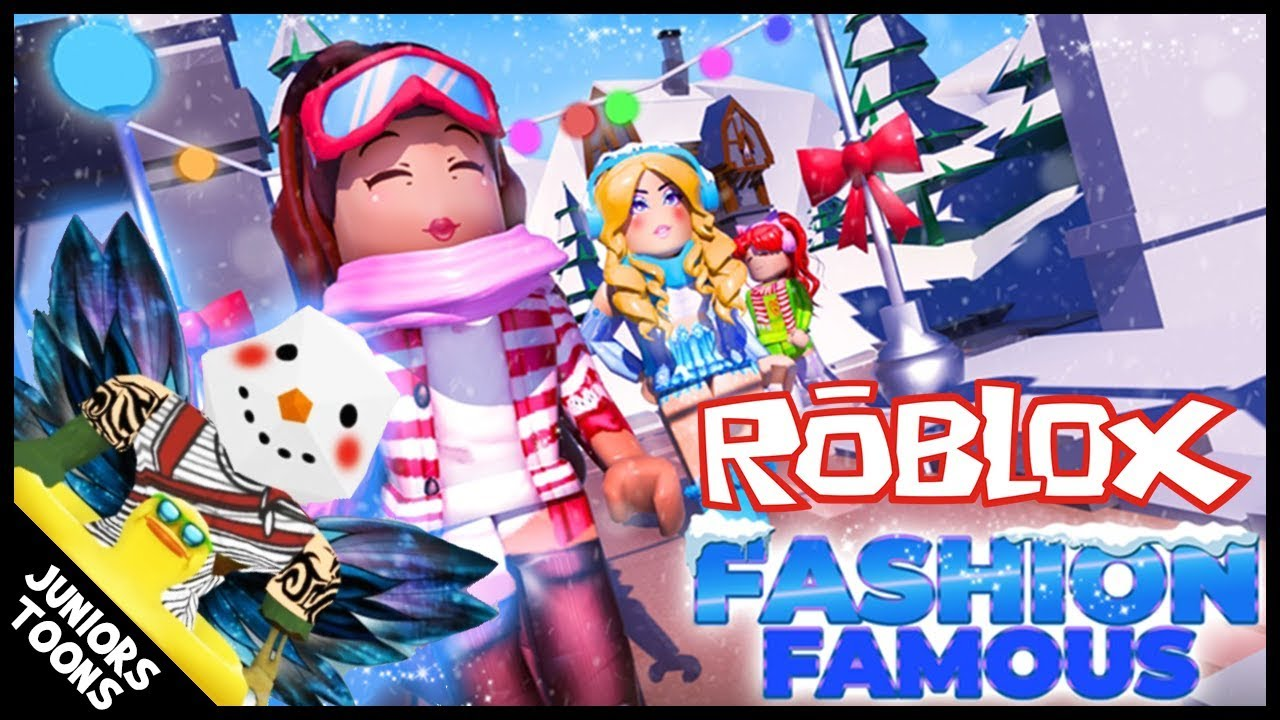 Fashion Famous Frenzy Runway Competition Roblox Juniors Toons