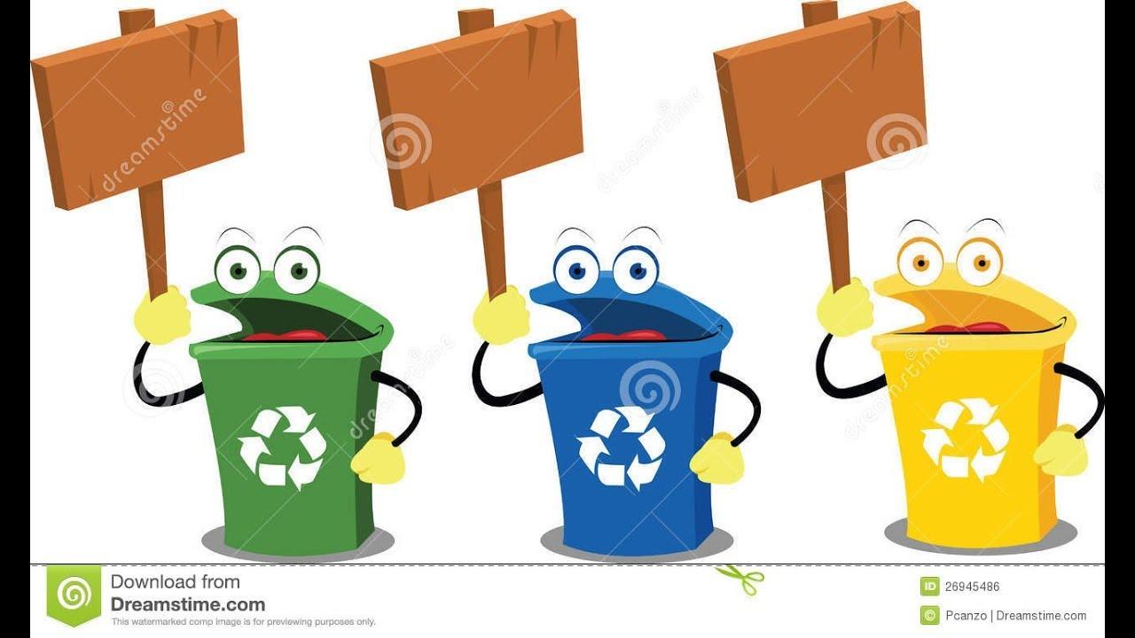 Galeri Gambar Orang Membuang Sampah Pada Tempatnya ...