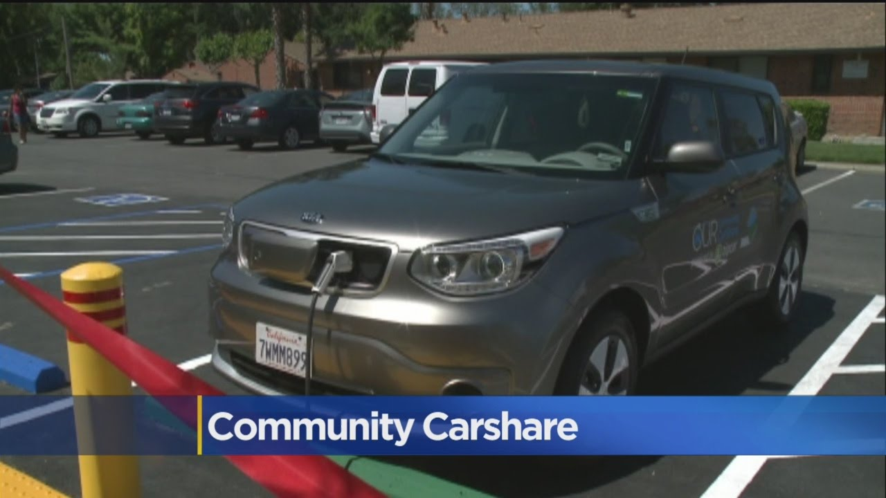 Sacramento Air Quality District Launches Electric Car Sharing ...