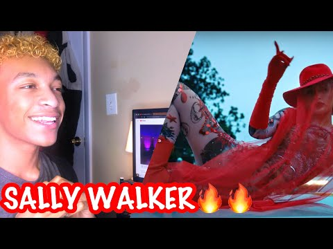 Iggy Azalea – Sally Walker (Official Music Video) REACTION!!!