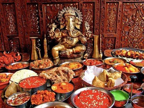 Documentales culturales   Planeta gastronómico  Delhi