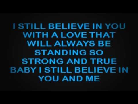 SC2171 05   Gill, Vince   I Still Believe In You [karaoke]