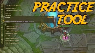 Practice Tool for League of Legends is OUT! | AKA SANDBOX MODE