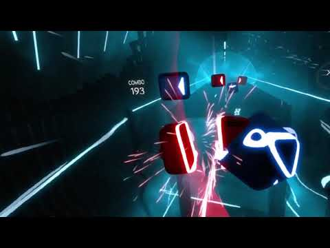Beat Saber Custom Song: The Force Theme (Far Out Remix) | Expert FC!